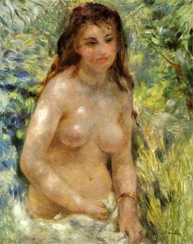 s500_陽光の中の裸婦(エテュード:トルソ、光の効果).jpg