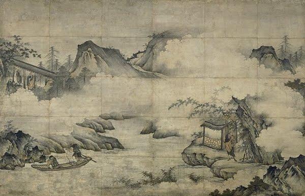 s500狩野元信 「禅宗祖師図(旧大仙院方丈障壁画)」 .jpg
